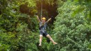 Ziplining in Costa Rica is one adventure that you must not miss when in Costa Rica.