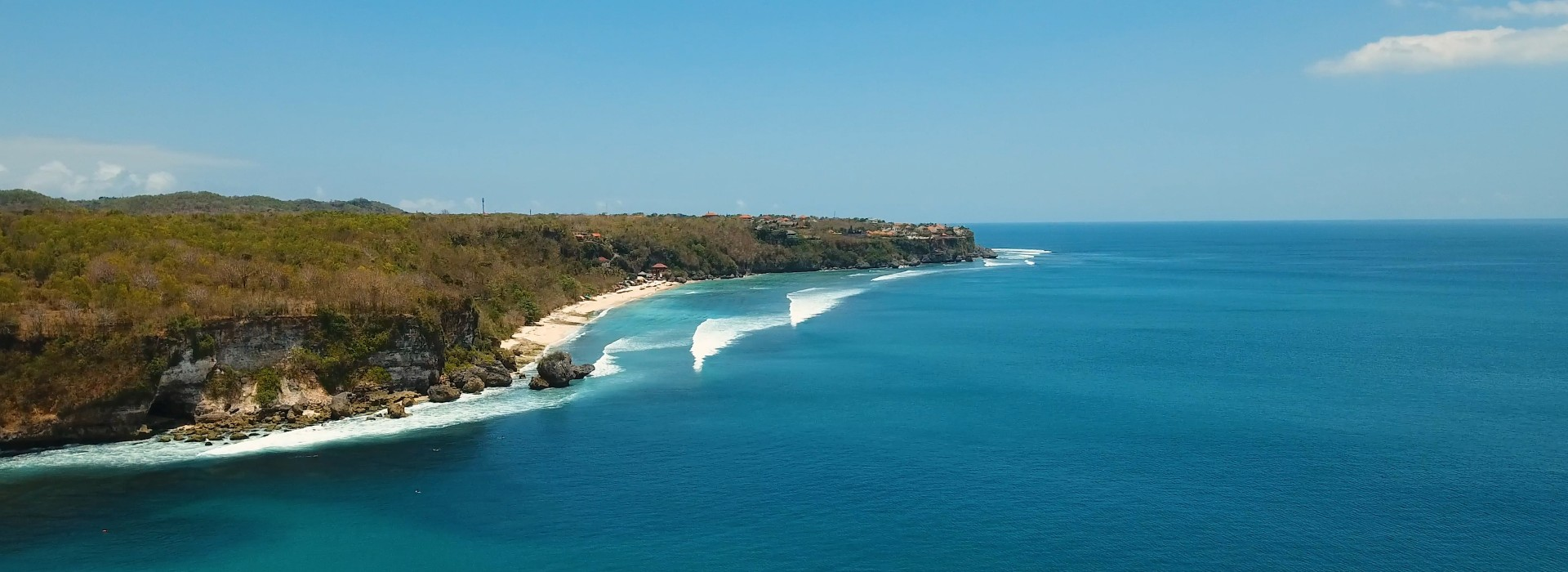 Kuta is the best known tourist area on the island of Bali in Indonesia