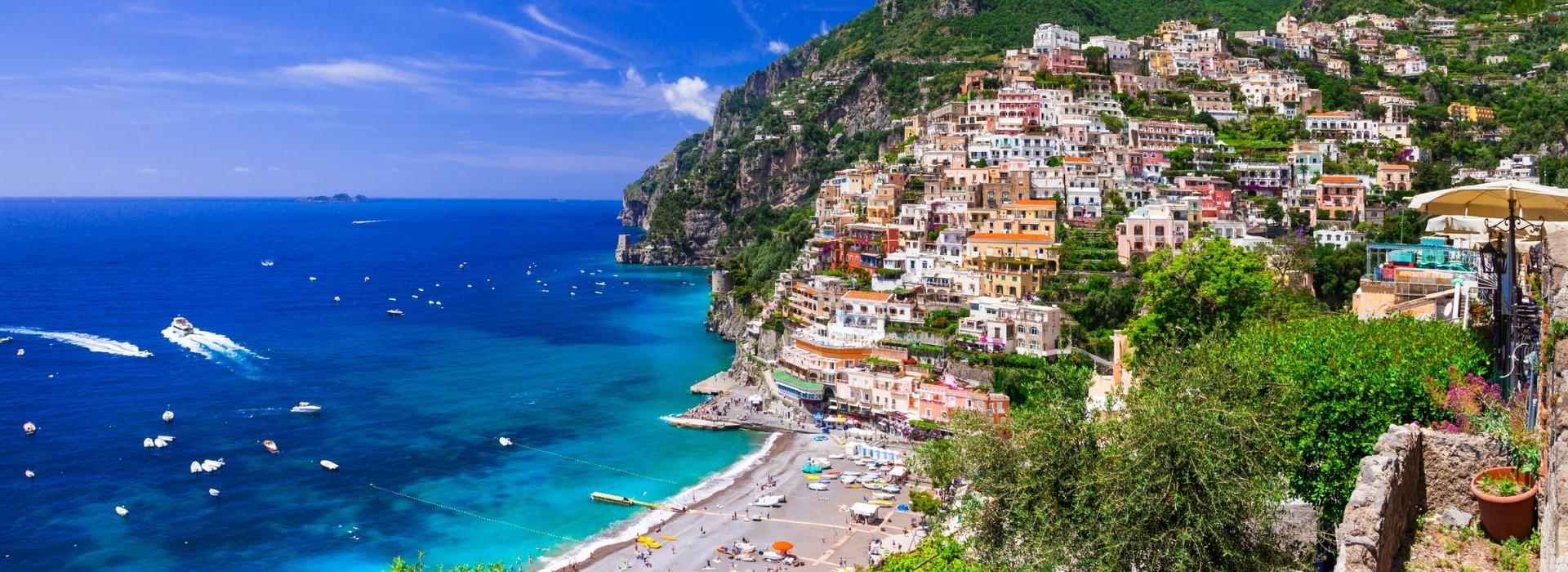 Amalfi Coast & Campania Tours