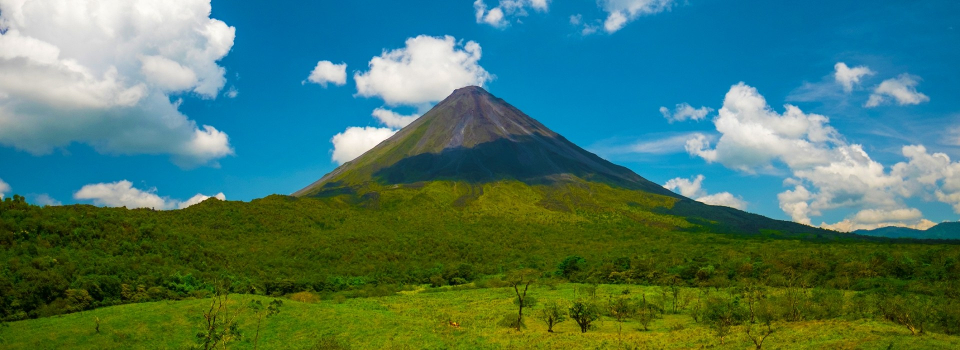 Arenal Volcano is a sight to behold in Costa Rica