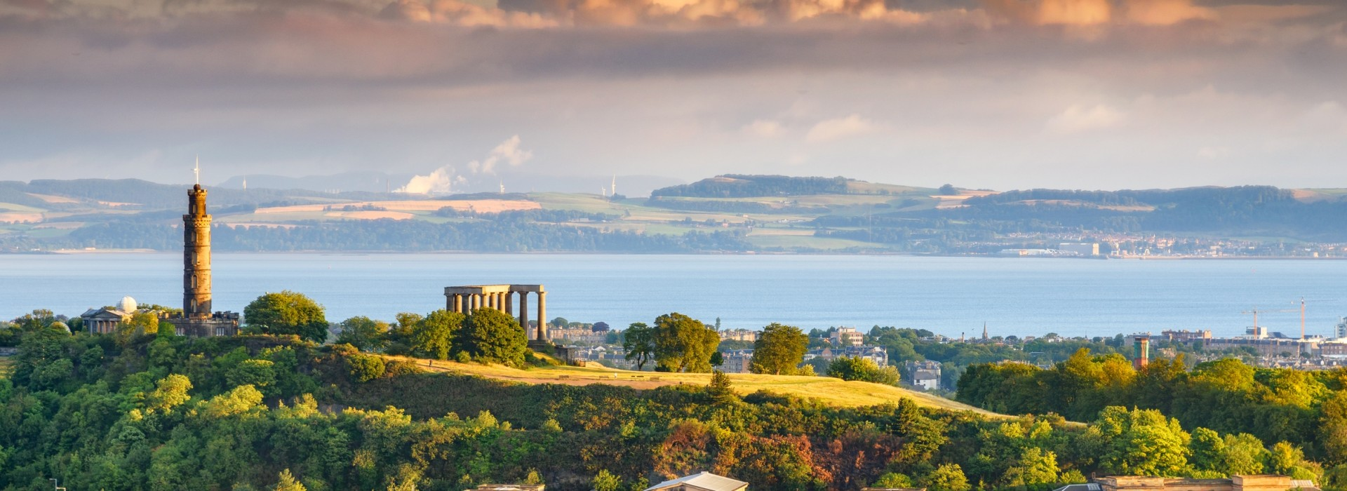 Calton Hill is a must visit on a trip to Edinburgh