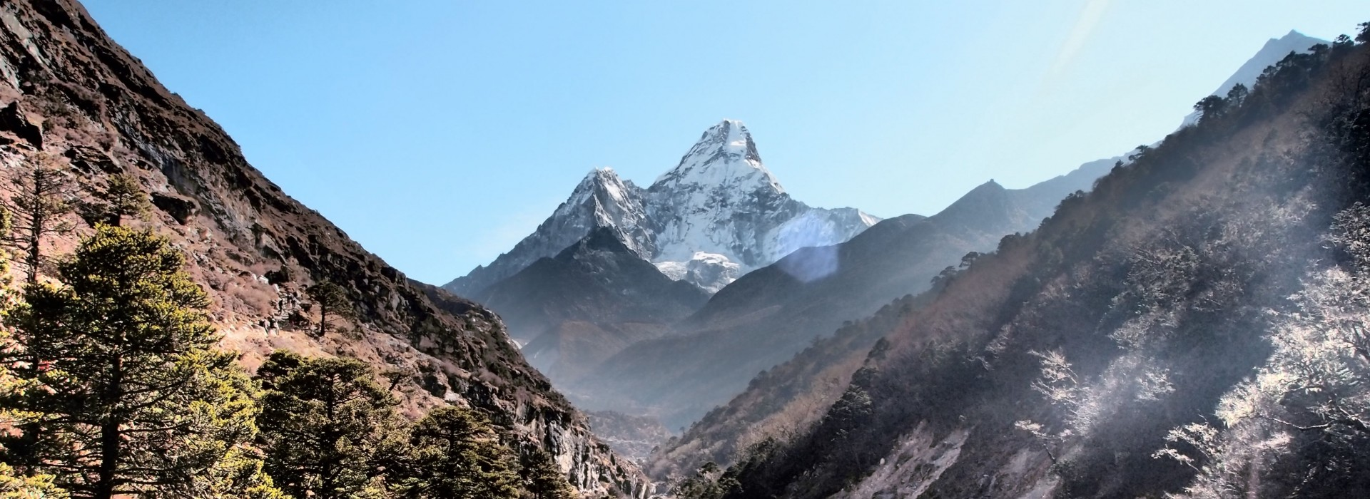 Everest Panorama Trek in Nepal