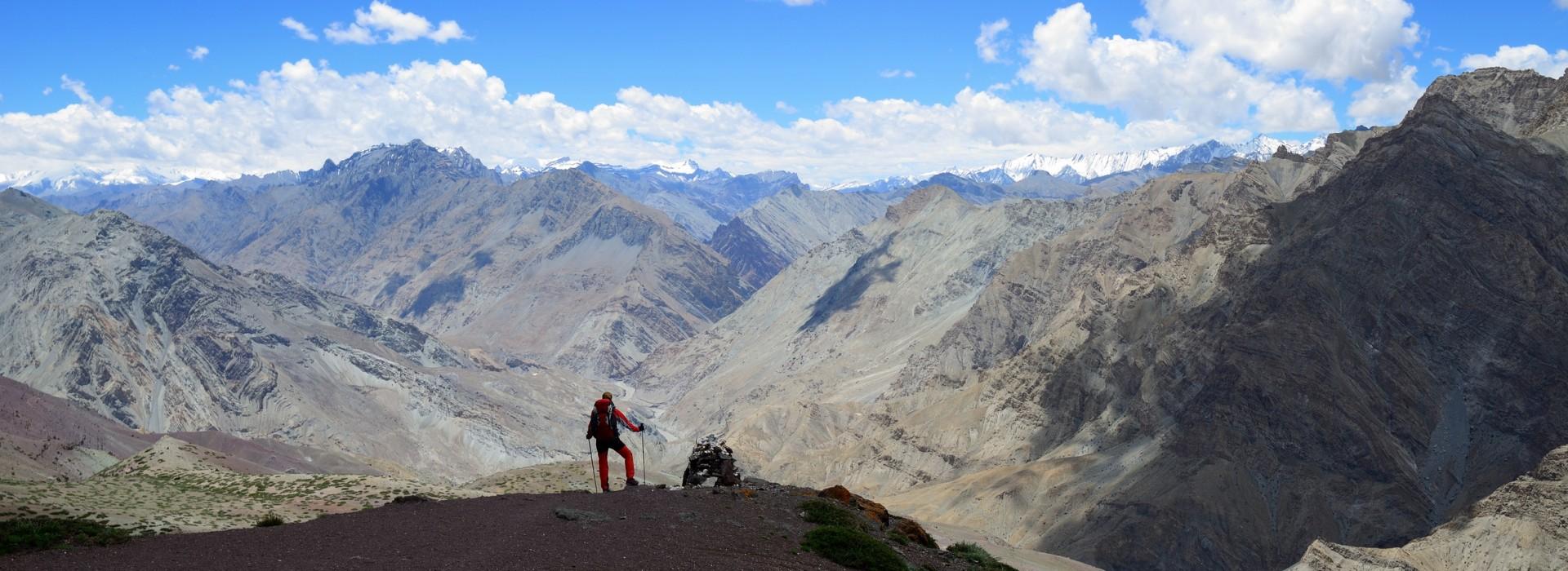 An abundance of scenery to enjoy in Markha Valley trek