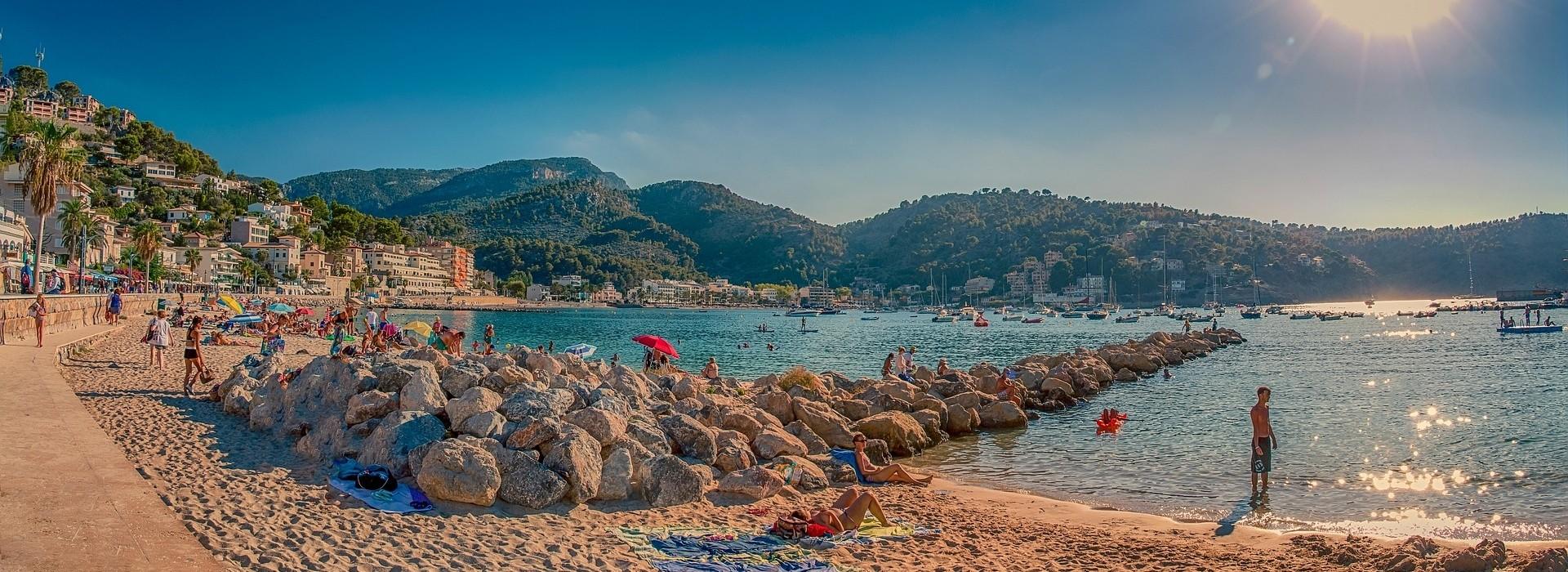 Summer holidays in Mallorca