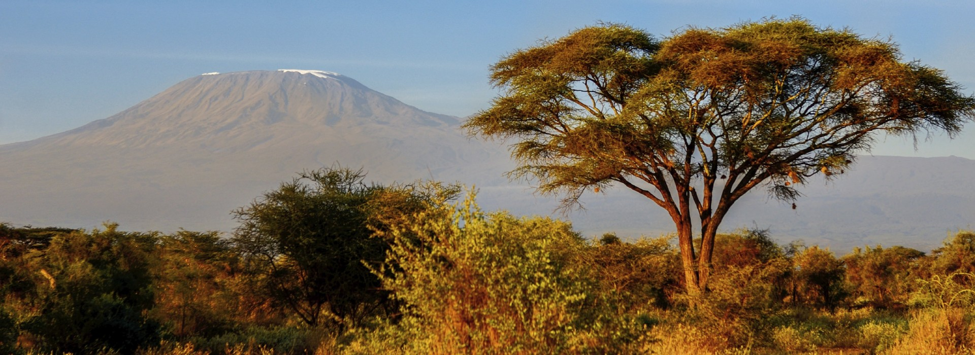 Mount Kilimanjaro, the highest freestanding mountain in the world