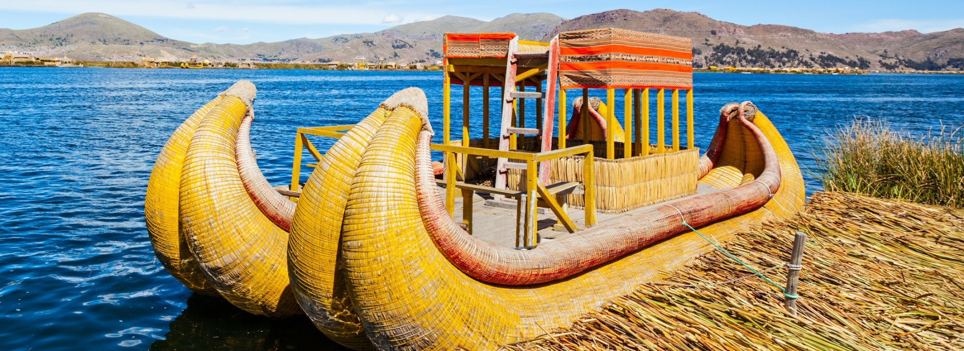 A visit to Puno means exploring Peru's long naval and indigenous history