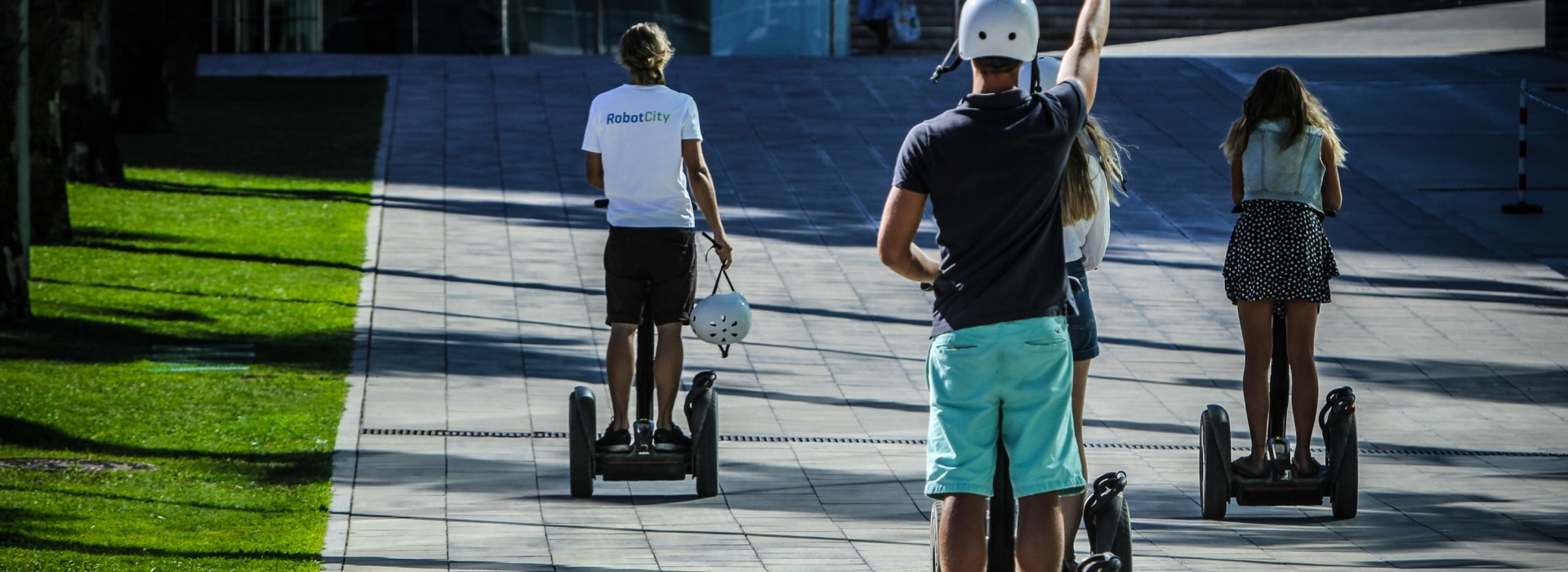 Segway Tours in Barcelona