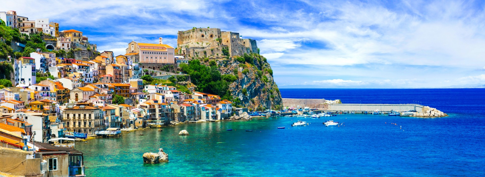 Full of amazing coastal paths, incredible beaches and awe-inspiring archaeological sites,  a trip to Sicily is  must.