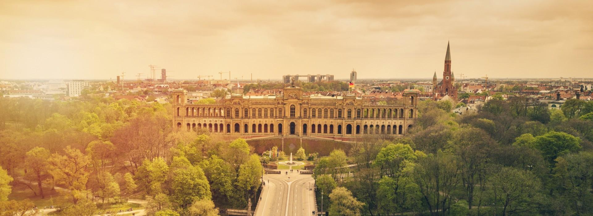 The Maximilianeum