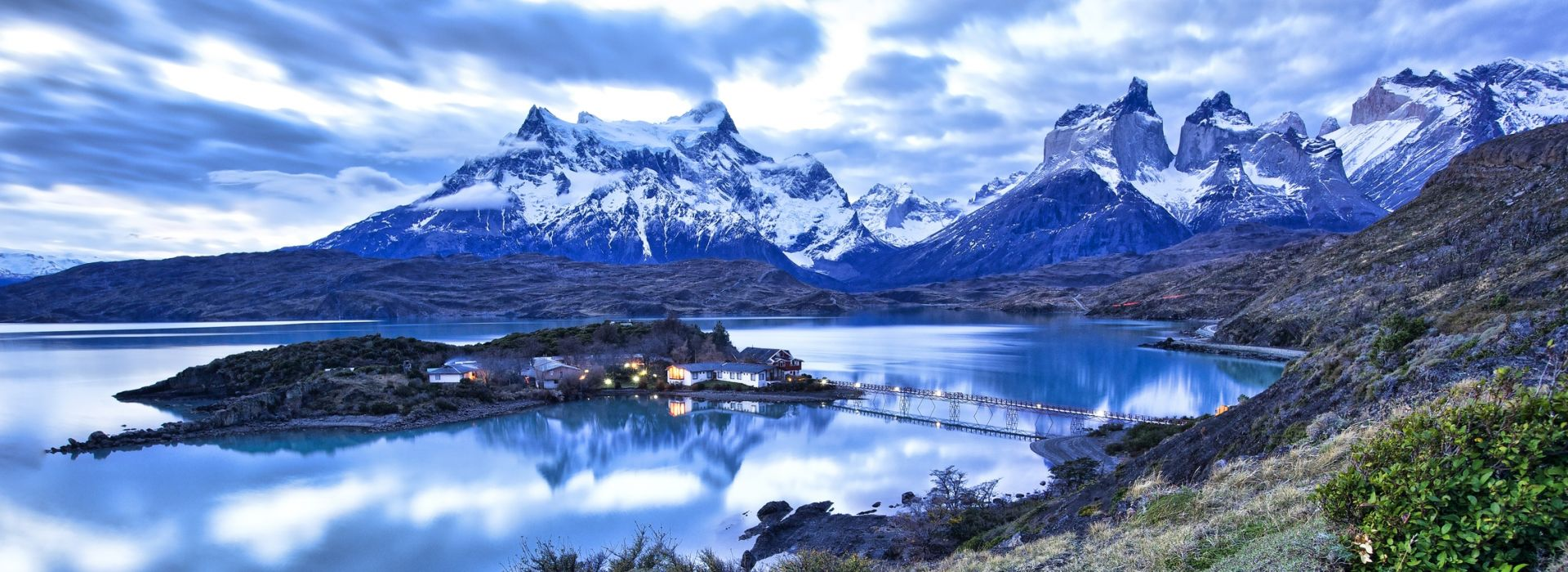Natural Landmarks Sightseeing Tours in Chile