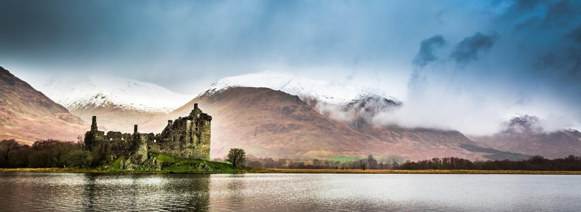 travel scotland highlands