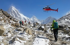 Mountain Heli Flights