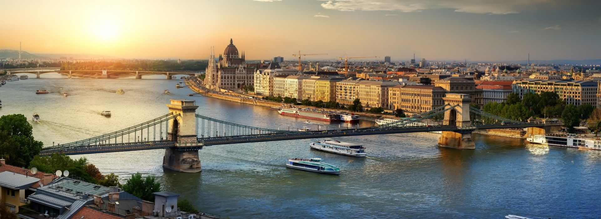 A Danube River cruise takes you on a beautiful waterway journey to seven countries in Europe.