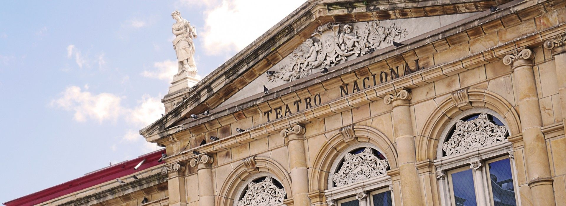 A tour in San Jose is not complete without a visit to the National Theatre.