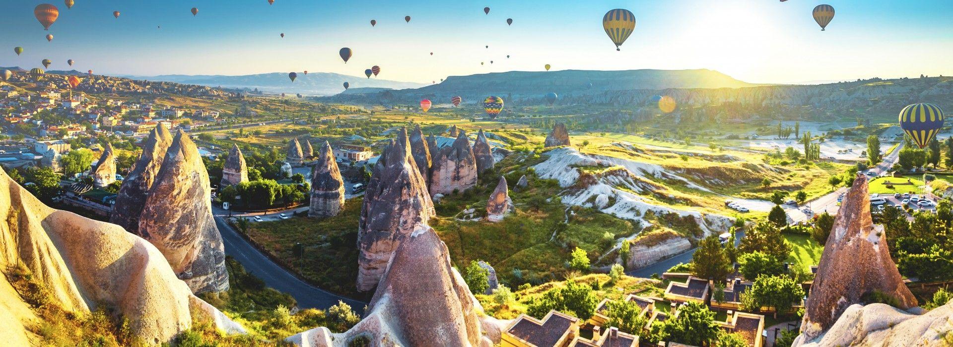Adventure Tours in Turkey