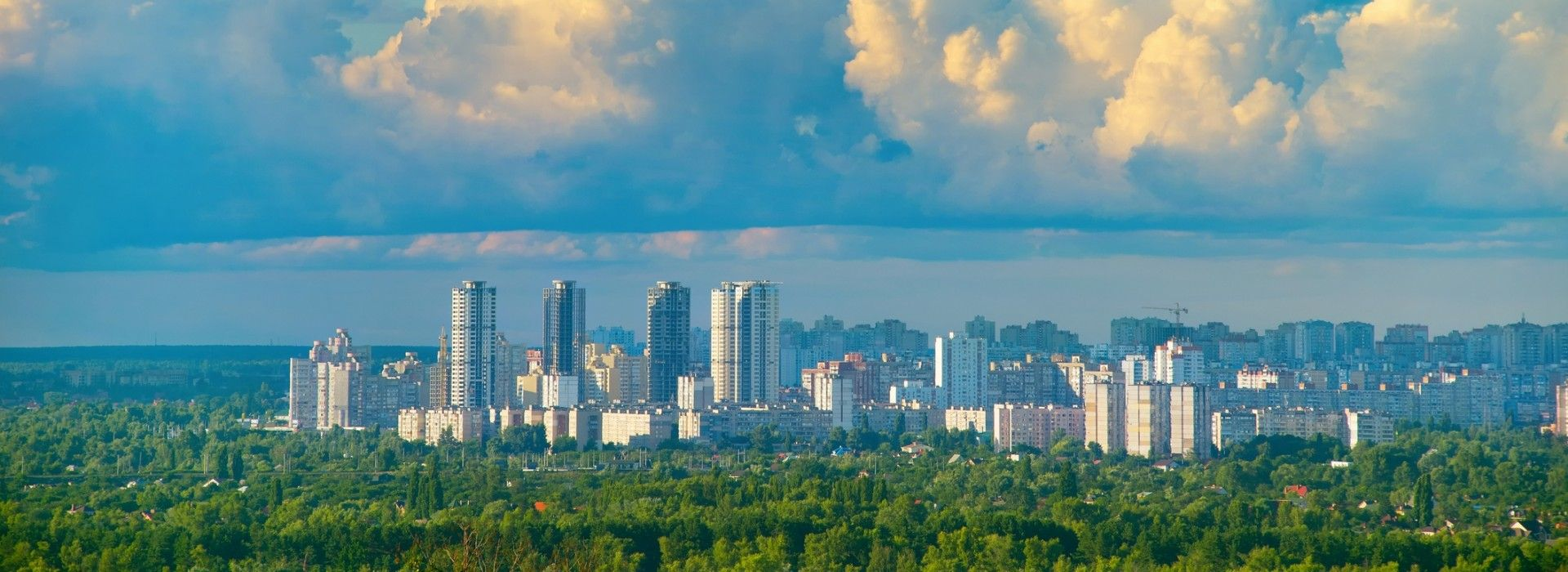 Air tours, road trips and transfers in Kyiv