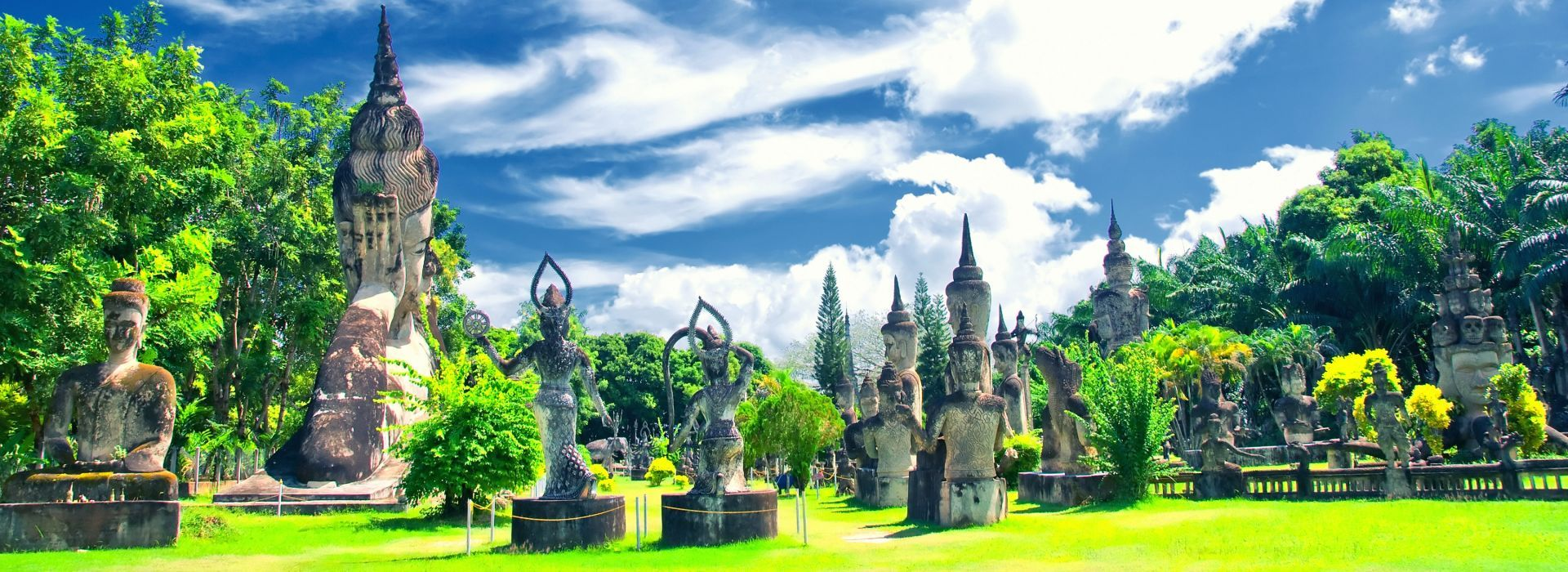 Air tours, road trips and transfers in Laos