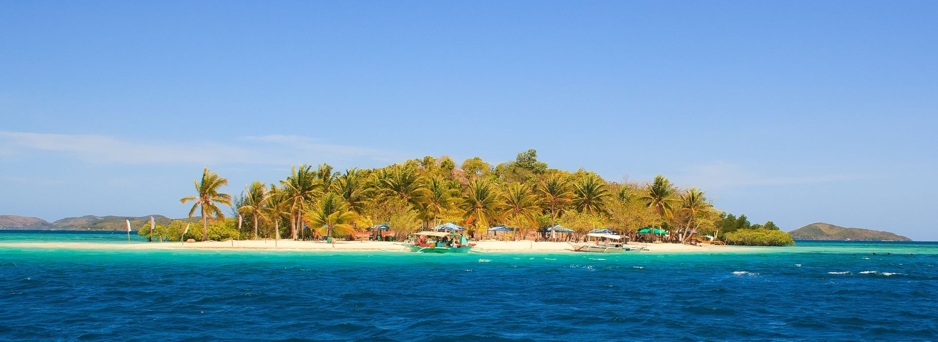 Beach, romance, getaways and relaxation Tours in Philippines