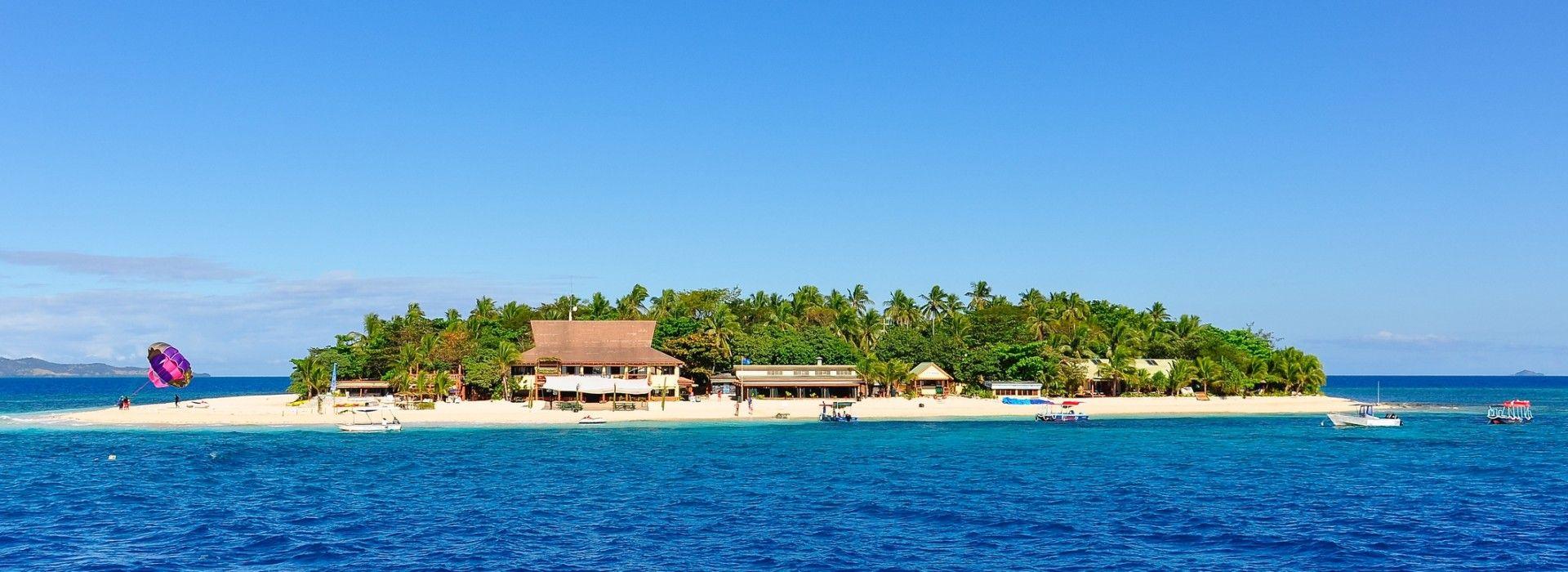 Beaches Tours in Oceania