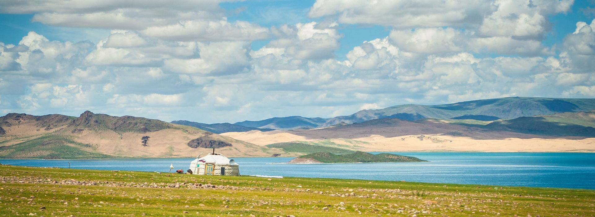 Bicycle tours in Mongolia