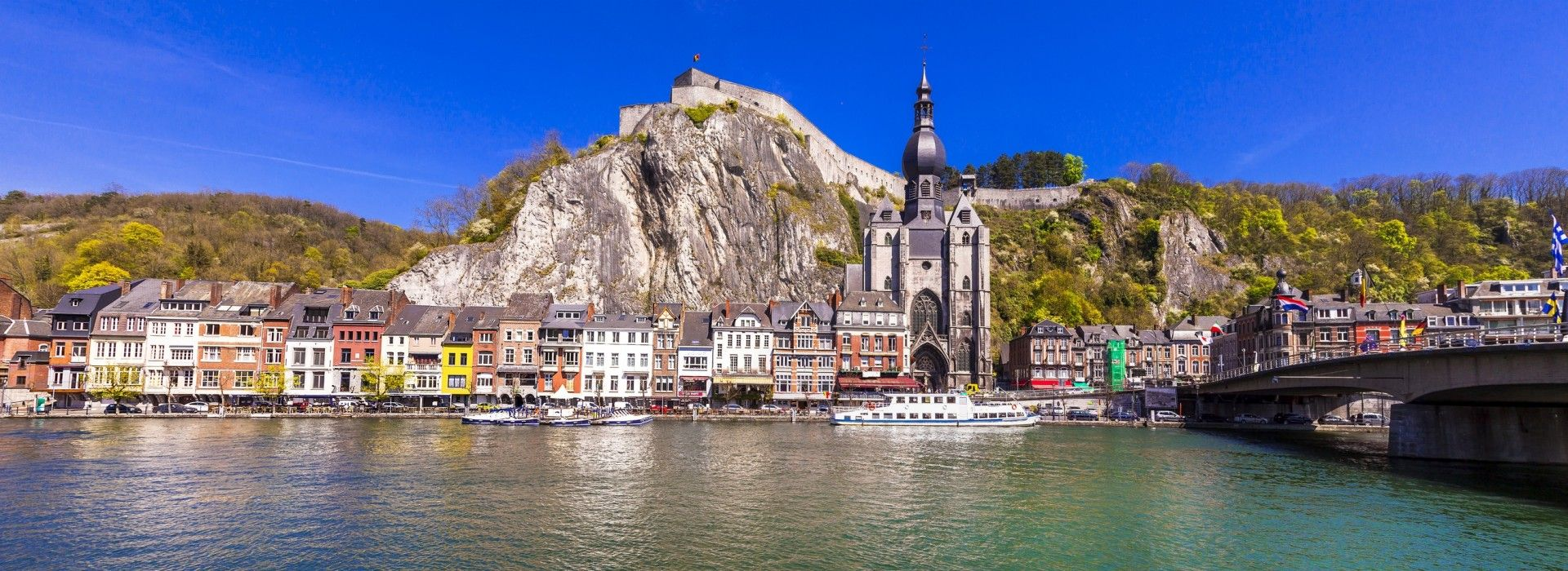 Boat tours, water sports and marine wildlife in Brussels