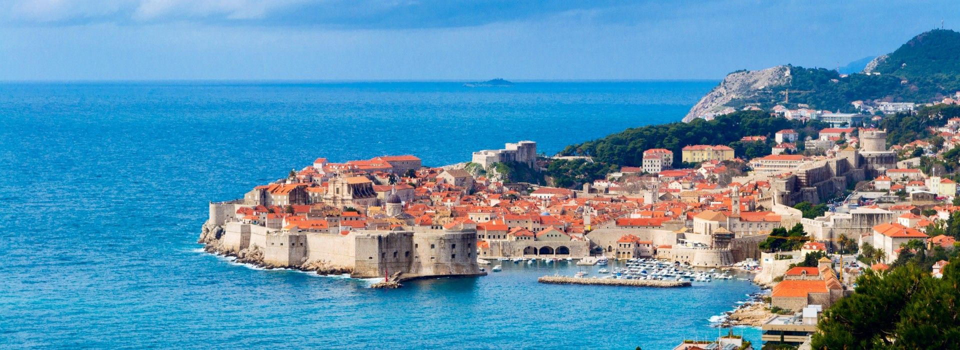 Boat tours, water sports and marine wildlife in Croatia