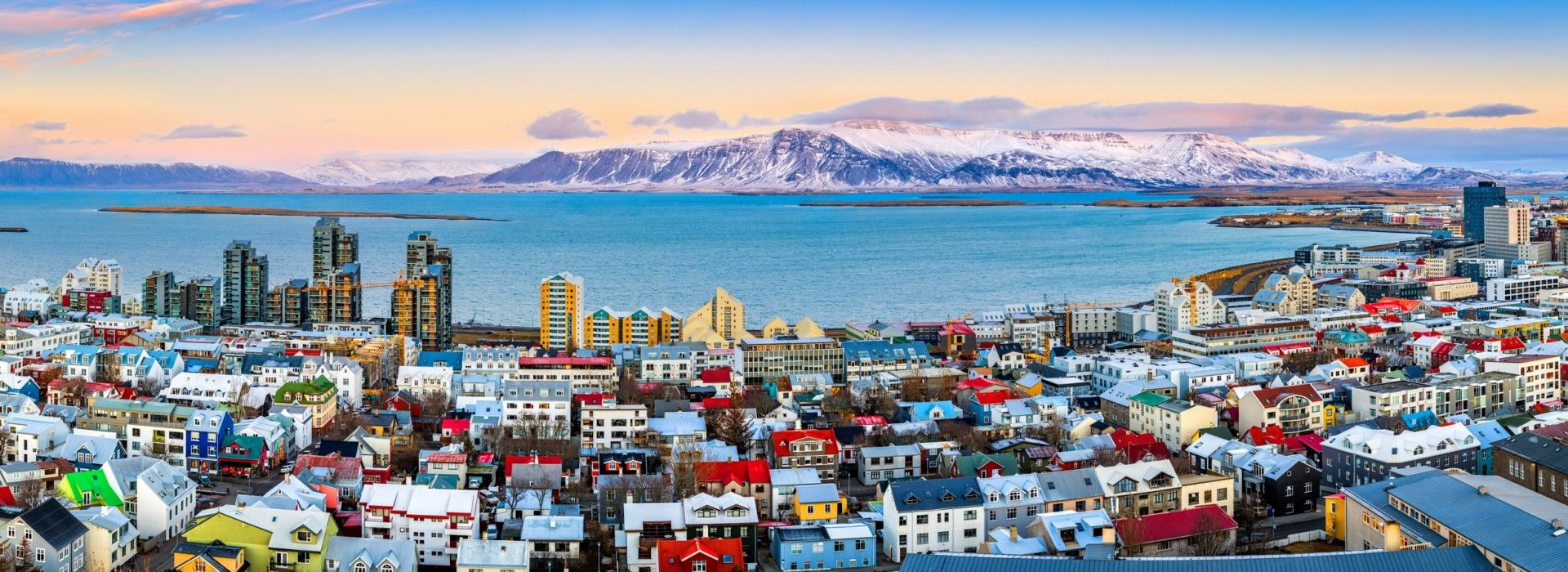 Boat tours, water sports and marine wildlife in Northern Europe