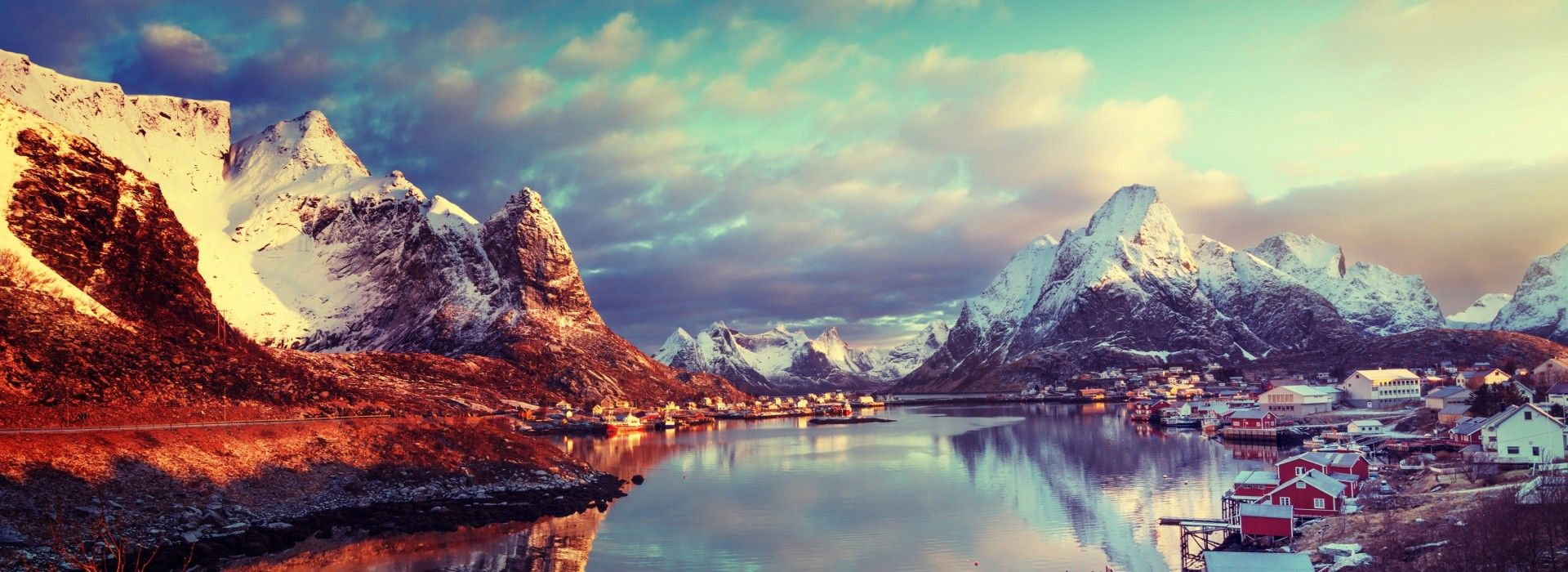 Boat tours, water sports and marine wildlife in Norway