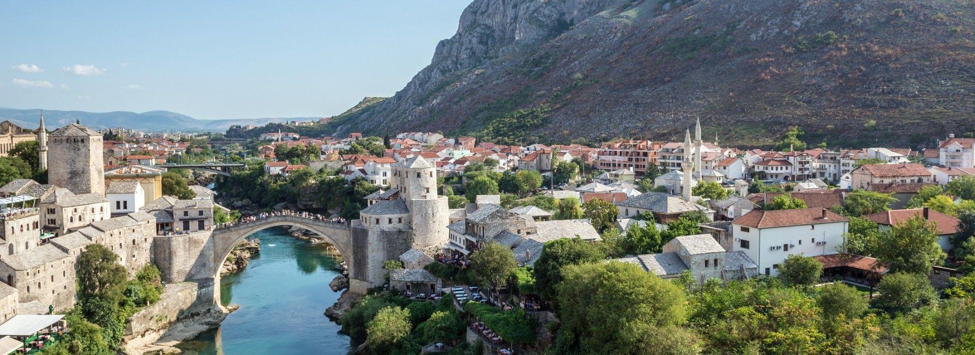 Bosnia Herzegovina Tours and Trips to Bosnia Herzegovina
