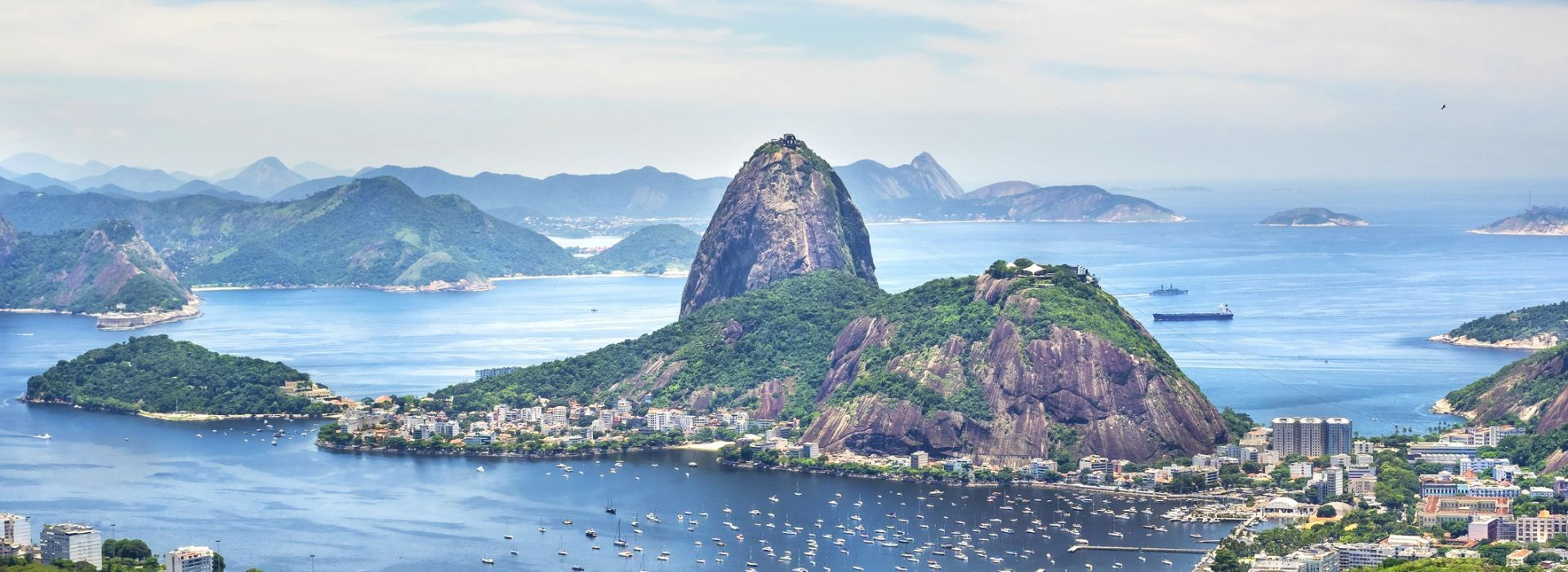 Brazil tours and vacation packages to Brazil