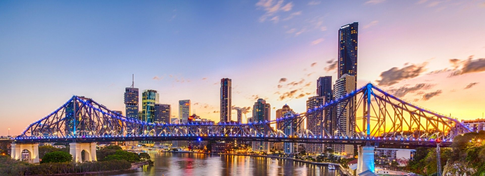 Brisbane is one of Australia's fastest growing cities.