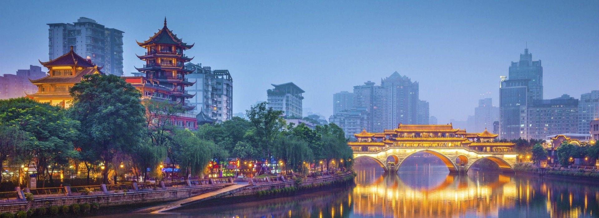 Chengdu Tours and Trips to Chengdu