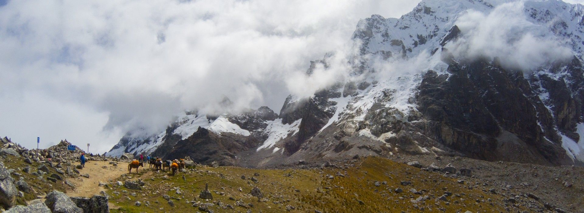Expedition tours in South America