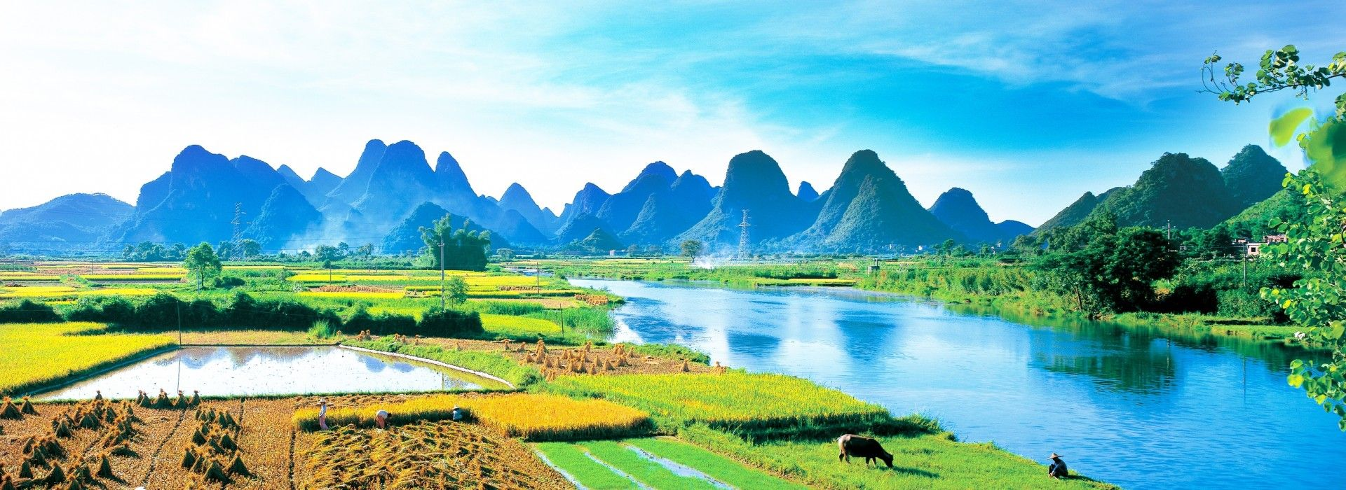 Guilin Tours and Travel to Guilin