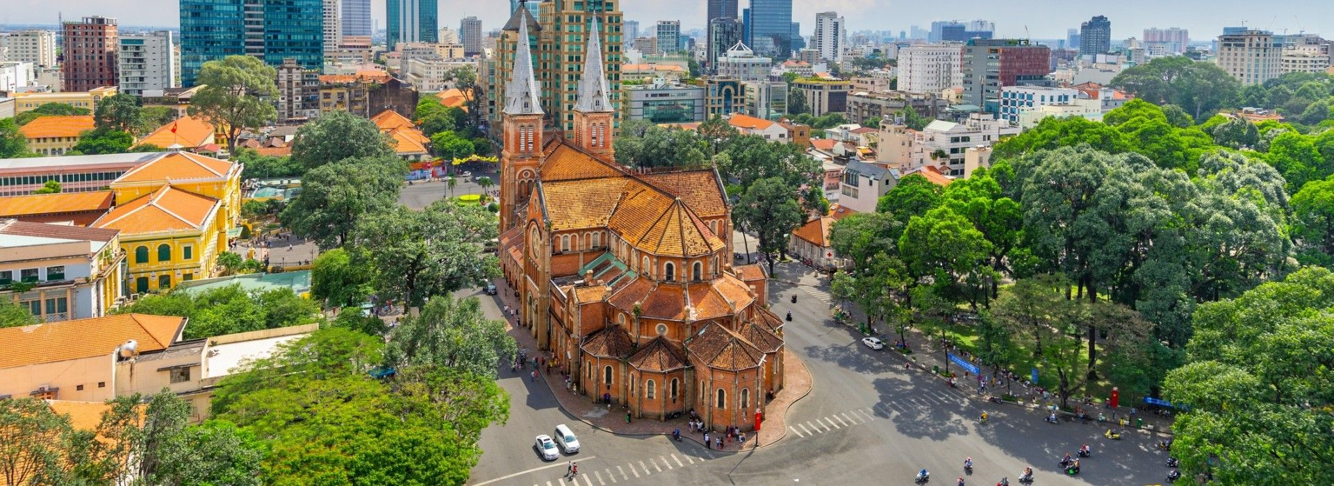 Ho Chi Minh City tours and trips