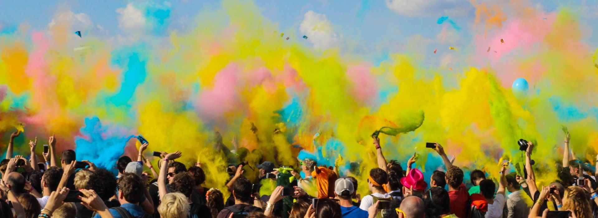 Holi tours and Holi trips