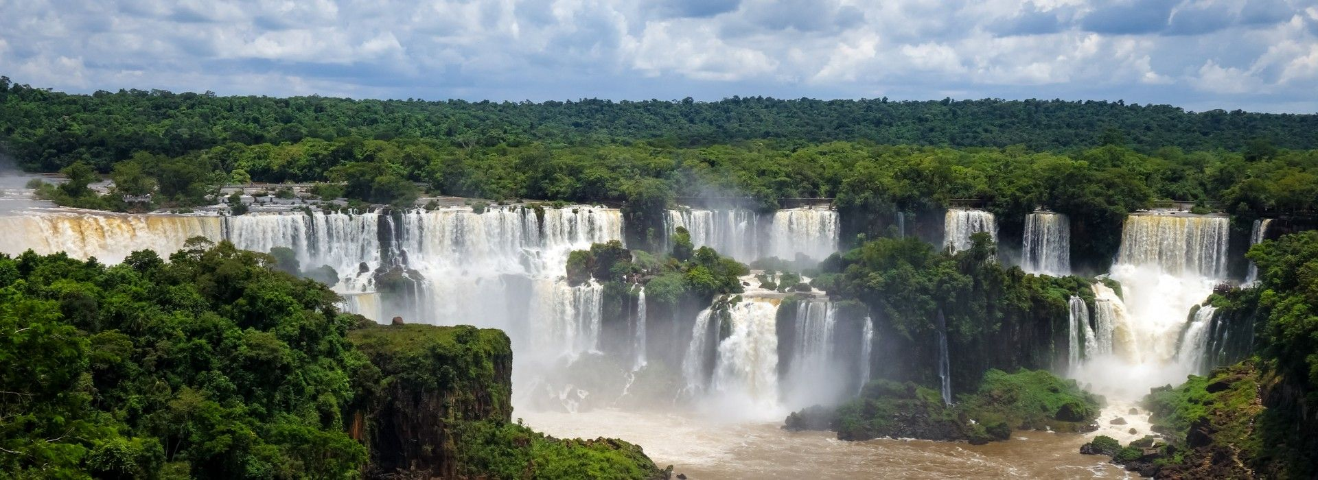 Iguazu Falls Tours and Holidays 2019/2020
