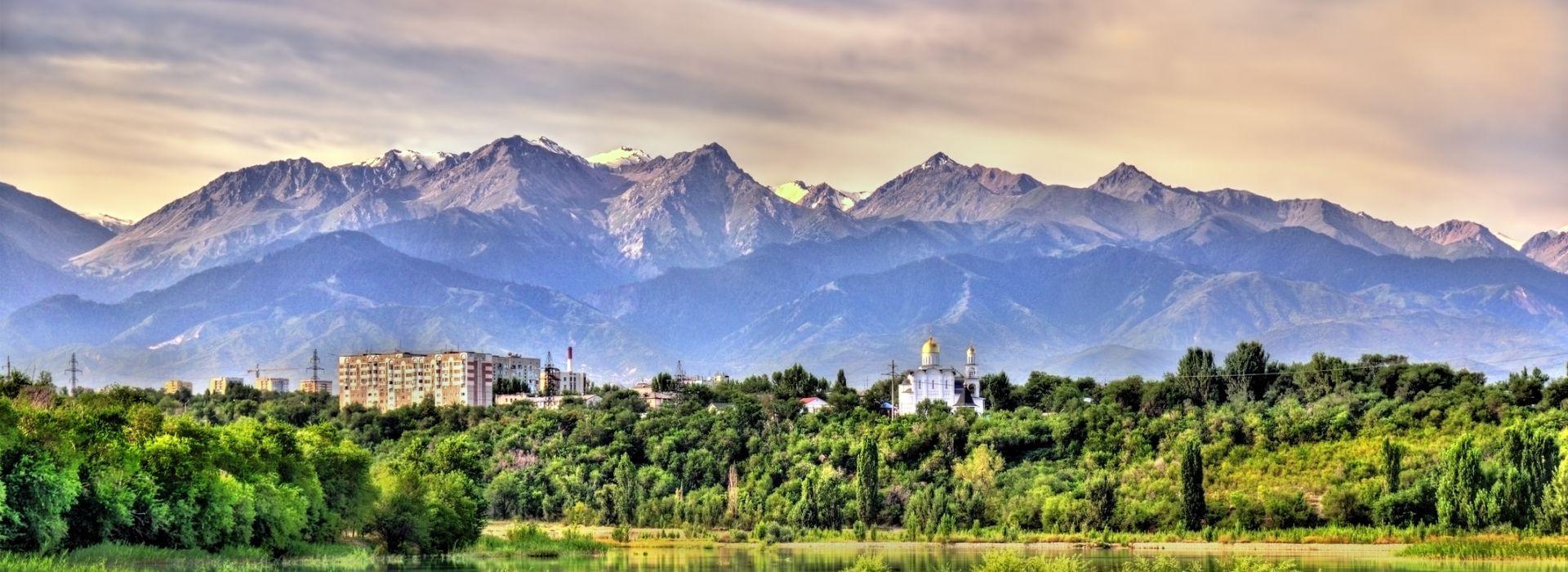 Kazakhstan Tours and Trips to Kazakhstan