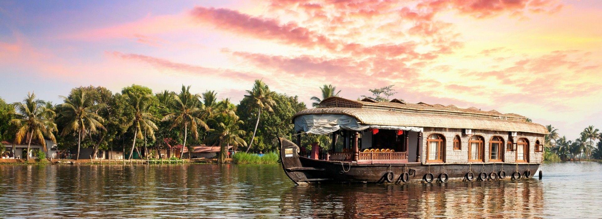Kerala tours and trips to Kerala
