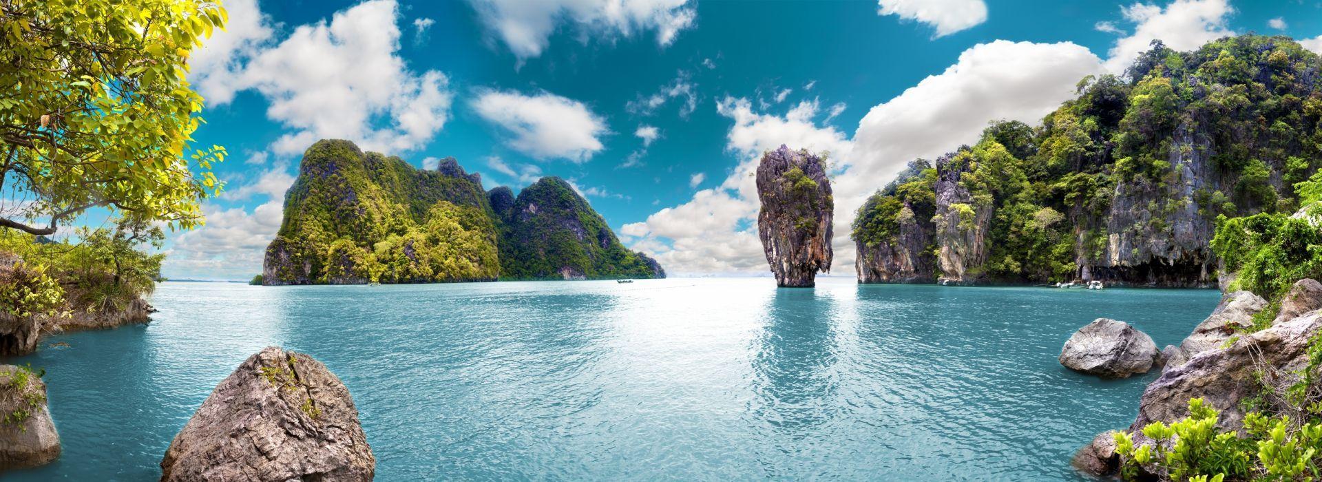 Local boat rides Tours in Koh Phangan