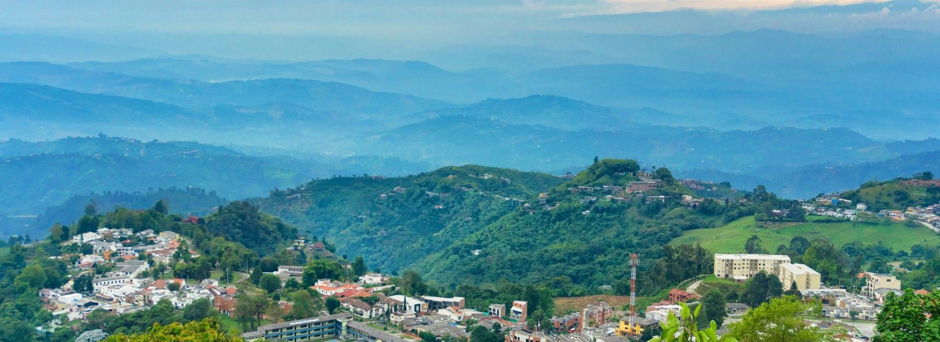 Manizales tours will introduce you to a world of coffee farming