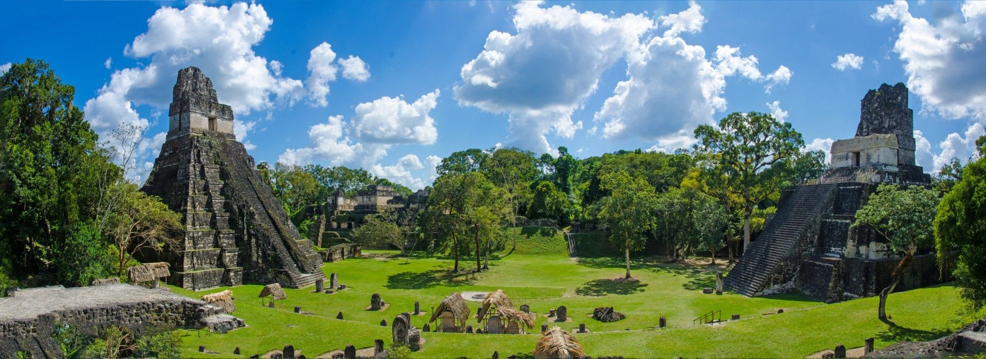 Maya ruins of Belize