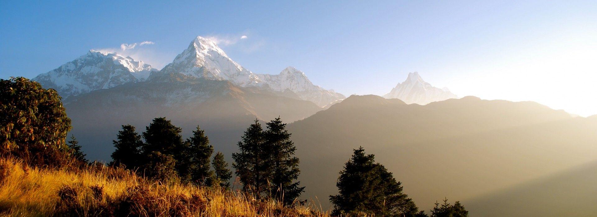 Mountains Tours in Annapurna Circuit trek