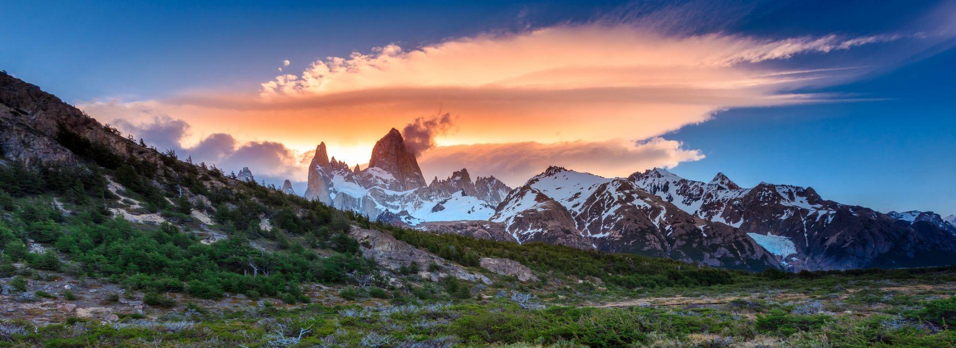 Natural landmarks sightseeing Tours in Argentina