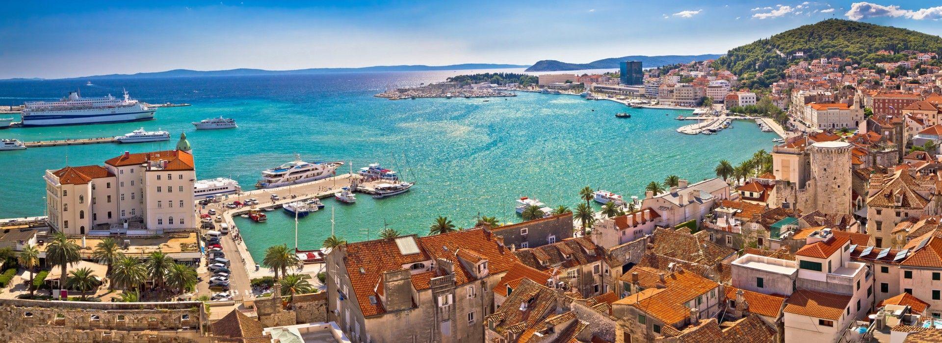 Natural landmarks sightseeing Tours in Balkans