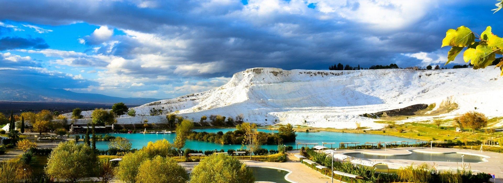 Natural landmarks sightseeing Tours in Fethiye