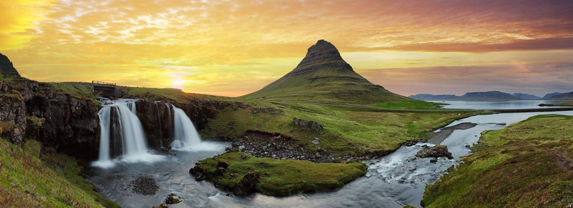 Natural landmarks sightseeing Tours in Iceland