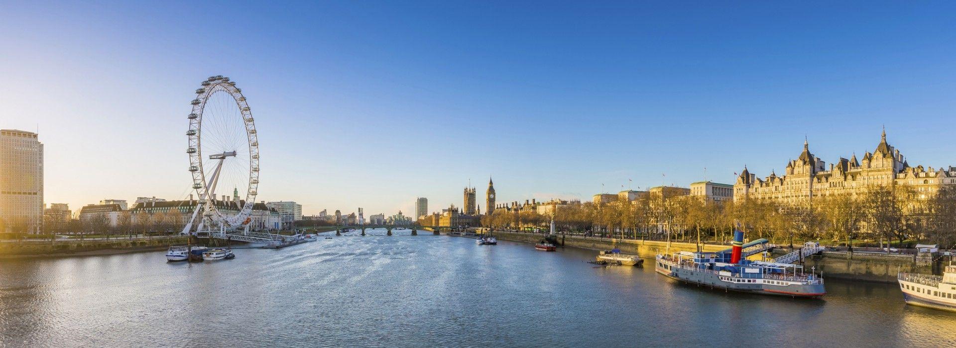 Natural landmarks sightseeing Tours in London