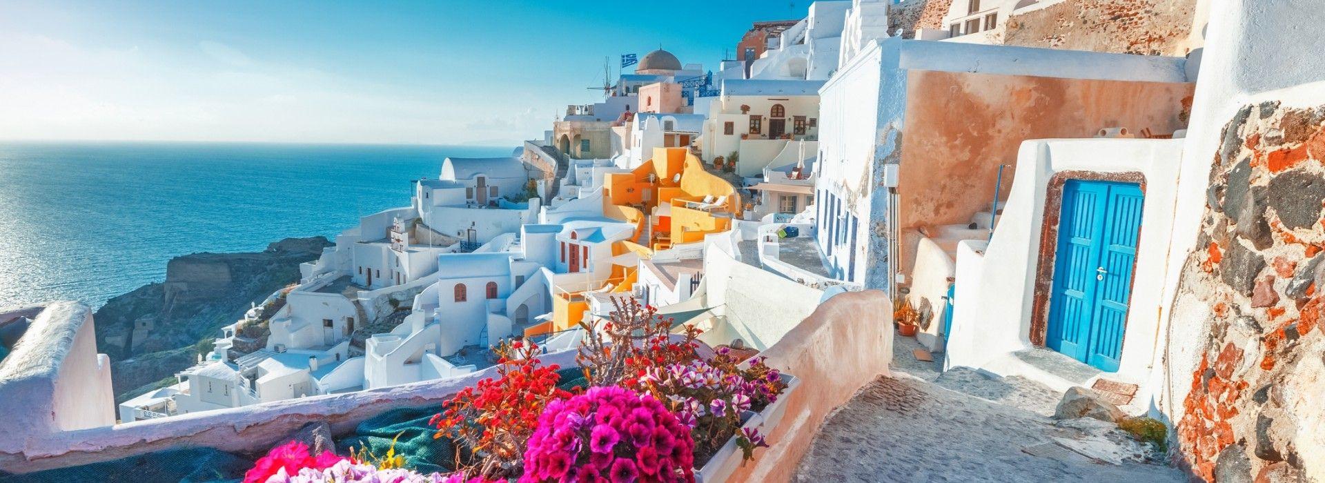 Natural landmarks sightseeing Tours in Mediterranean