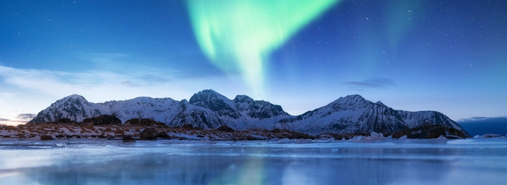 Natural landmarks sightseeing Tours in Scandinavia